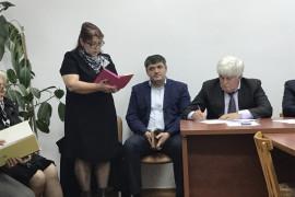 Глава администрации Новолакского района Гаджи Айдиев с рабочим визитом посетил сельсовет Дучинский(Новострой).